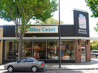 Visit the showroom of Abbey Carpet & Floor in El Cerrito, CA.