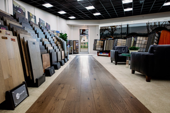 Come view our showroom at Abbey Carpet & Floor in El Cerrito, CA.