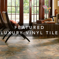 We feature Luxury Vinyl promotions on leading brands - stop by to see the offers!