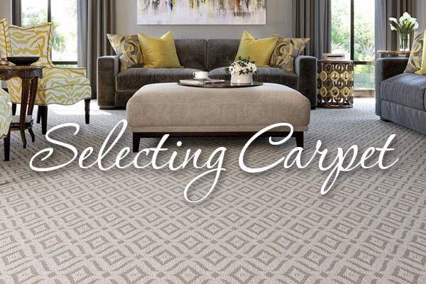 Selecting Carpet Abbey Floor El Cerrito Ca Of
