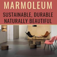 Forbo Marmoleum is sustainable, durable and naturally beautiful - stop by today to see our great selection!