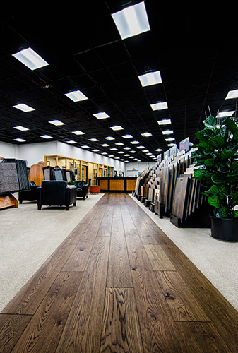 Abbey Carpet & Floor of El Cerrito - Interior Showroom